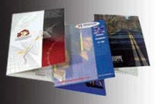 Presentation Folders-(Small Qty)