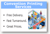 Las Vegas Convention Printing Services