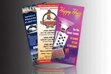 Custom Rack Cards Printing